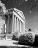 1970s Infrared Photograph Front Of Supreme Court Building Washington Dc Usa Poster Print By Vintage Collection - Item # VARPPI178900