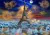 Eiffel Tower Celebration Poster Print by Adrian Chesterman - Item # VARMGL24831