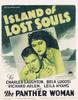 Island of Lost Souls Movie Poster Print (27 x 40) - Item # MOVIB55350
