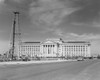 1940s Capitol Building With Oil Derrick In Foreground Oklahoma City Oklahoma Usa Print By Vintage Collection - Item # PPI177640LARGE