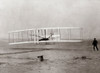 1903 Wright Brothers' Plane Taking Off At Kitty Hawk North Carolina Usa Poster Print By Vintage Collection - Item # VARPPI194755