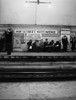1930s Men And Women Waiting For Subway Train 149Th Street Mott Avenue Bronx New York City Print By Vintage Collection - Item # VARPPI178472