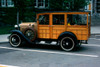 1930s Wood Body Station Wagon Antique Automobile Poster Print By Vintage Collection (24 X 36) - Item # PPI175962LARGE