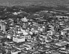 1950s Aerial View Showing El Cortez Hotel And Balboa Park Downtown San Diego, California Usa Print By Vintage Collection - Item # PPI176635LARGE
