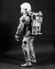 1960s Side View Of Astronaut Wearing Helmet Nasa Space Suit Poster Print By Vintage Collection (22 X 28) - Item # PPI176581LARGE