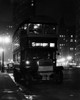 1930s Double Decker 5Th Avenue Bus At Night Near Flatiron Building New York City Usa Print By Vintage Collection - Item # VARPPI178537