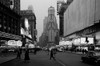 1950s Night Times Square Looking South From Duffy Square To Ny Times Building Movie Marquees New York City Ny Usa Print - Item # PPI179006LARGE