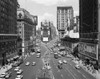 1950s Looking North At Times Square From The Times Building Manhattan Nyc Usa Print By Vintage Collection - Item # VARPPI178921