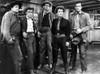 Johnny Guitar Ernest Borgnine Ben Cooper Frank Marlowe Royal Dano Joan Crawford Scott Brady John Carradine 1954 Movie Poster Masterprint - Item # VAREVCMBDJOGUEC004H