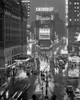 1950s Times Square New York City Looking North To Duffy Square Manhattan Usa Print By Vintage Collection - Item # PPI178950LARGE