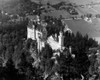 1930s-1940s Aerial Of Neuschwanstein Castle Poster Print By Vintage Collection - Item # VARPPI178620