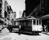 1950s Cable Car Turning Around At End Of Line San Francisco California Usa Poster Print By Vintage Collection - Item # VARPPI178827