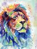 African Lion dream Poster Print by Sarah Stribbling - Item # VARMGL28210