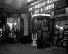 1930s New York City 8Th Avenue And 58Th Street The Columbus Neighborhood Movie House Marquee And Ticket Booth At Night - Item # VARPPI178500
