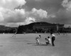 1930s American Sport Baseball Game Being Played In Kyoto Japan Poster Print By Vintage Collection (22 X 28) - Item # PPI195732LARGE