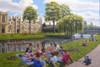 Cambridge Summer Poster Print by Richard Harpum - Item # VARMGL22925