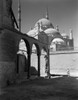 1920s-1930s Cairo Egypt Architectural View Of The Muhammad Ali Alabaster Mosque In The Citadel Built In 1840s Print By - Item # VARPPI195695