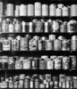 1920s-1930s-1940s Tin Cans And Containers On Shelves Poster Print By Vintage Collection (32 X 36) - Item # PPI172454LARGE