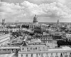 1930s-1940s View From Sevilla Hotel Of Capitol Building Skyline Of Havana Cuba Print By Vintage Collection - Item # VARPPI178728
