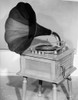 1950s Vintage Gramophone Converted To A Freestanding Piece Of Furniture Poster Print By Vintage Collection (22 X 28) - Item # PPI172413LARGE