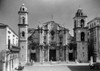 1930s-1940s Columbus Cathedral Built In 1777 Havana Cuba Poster Print By Vintage Collection (24 X 36) - Item # PPI178748LARGE