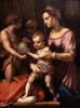The Holy Family  Andrea del Sarto  Poster Print - Item # VARSAL9003243