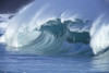 Hawaii, Large Wave Curling With Glassy Conditions A31B PosterPrint - Item # VARDPI1997801