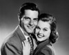Portrait of a young couple smiling Poster Print - Item # VARSAL25518605