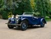1934 Talbot 105 Vanden Plas tourer, 3.0 litre. Country of origin United Kingdom. Poster Print - Item # VARPPI170504