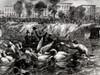 Goose Race  September 23  1869 Poster Print - Item # VARSAL9901241