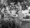 Senior couple at picnic Poster Print - Item # VARSAL25548924
