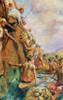 The Arrival Of Captain James Cook In Tahiti In 1769. From The Life And Voyages Of Captain James Cook By C.G. Cash, Published Circa 1910. PosterPrint - Item # VARDPI1903978