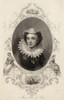 Mary Queen Of Scots, 1542-1587. Also Mary Stuart, Daughter Of James V, King Of Scotland. 19Th Century Print. PosterPrint - Item # VARDPI1859691