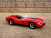 1958 Ferrari 335 S Speciale 4.1 litre V12. Country of origin Italy. Poster Print - Item # VARPPI170401