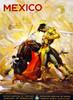 Mexican Bull Fight Vintage Travel Poster Print (8 x 10) - Item # MINDOM58TRAVEL07755