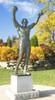 Statue of Rocky Balboa, Philadelphia Museum of Art, Benjamin Franklin Parkway, Fairmount Park, Philadelphia, Pennsylvania, USA Poster Print (8 x 10) - Item # MINPPI100471S