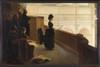 The Organ Rehearsal Poster Print by Henry Lerolle (8 x 10) (8 x 10) - Item # MINMET436880