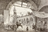View Of A Bazaar In Tunis, Tunisia In The 19Th Century. From A 19Th Century Illustration. PosterPrint - Item # VARDPI1872561