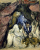The Strangled Woman   19th C.  Paul Cezanne  Oil on canvas  Musee d'Orsay  Paris  France Poster Print - Item # VARSAL1158787