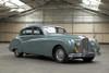 1961 Jaguar Mk IX 4-door saloon, 3.8 litre, 6 cylinder inline engine. Country of origin United Kingdom. Poster Print - Item # VARPPI170462