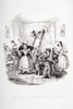 The Professional Gentleman At Madame Mantalini's. Illustration From The Charles Dickens Novel Nicholas Nickleby By H.K. Browne Known As Phiz PosterPrint - Item # VARDPI1860148