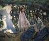 The Pond  1902  Viktor Borisov-Musatov  Tretyakov Gallery  Moscow  Poster Print - Item # VARSAL261298