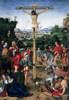 The Crucifixion   1503   Andrea Solario   Musee du Louvre  Paris Poster Print - Item # VARSAL11582304