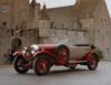 1930 Bentley 4.5 litre open tourer. Country of origin United Kingdom. Poster Print - Item # VARPPI170339