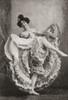 Madame Saharet aka Clarissa Campbell or Clarice Campbell, dancing on stage. Australian dancer, born 1897. From Illustrierte Sittengeschichte vom Mittelalter bis zur Gegenwart by Eduard Fuchs, published 1909. PosterPrint - Item # VARDPI2430580