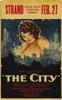 The City Movie Poster Print (27 x 40) - Item # MOVAJ1114