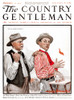 Cover of Country Gentleman agricultural magazine from the early 20th century. . PosterPrint - Item # VARDPI12272451
