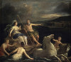 Triumph of Neptune  Bon Boullogne   Musee des Beaux Arts  Tours  France Poster Print - Item # VARSAL11581710