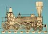 19th Century Locomotive Poster Print by Science Source - Item # VARSCIBU5924