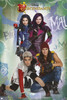 Disney Descendants Poster Poster Print - Item # VARGPE4938